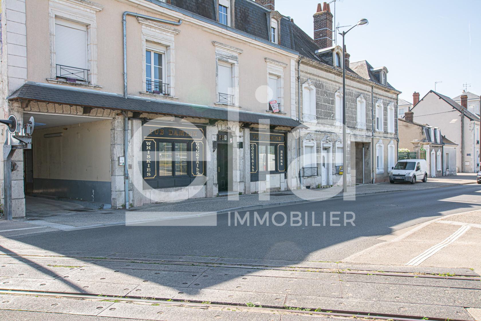 Local commercial à Vendôme