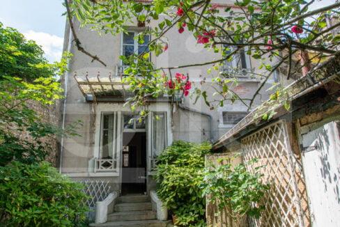 1- façade
