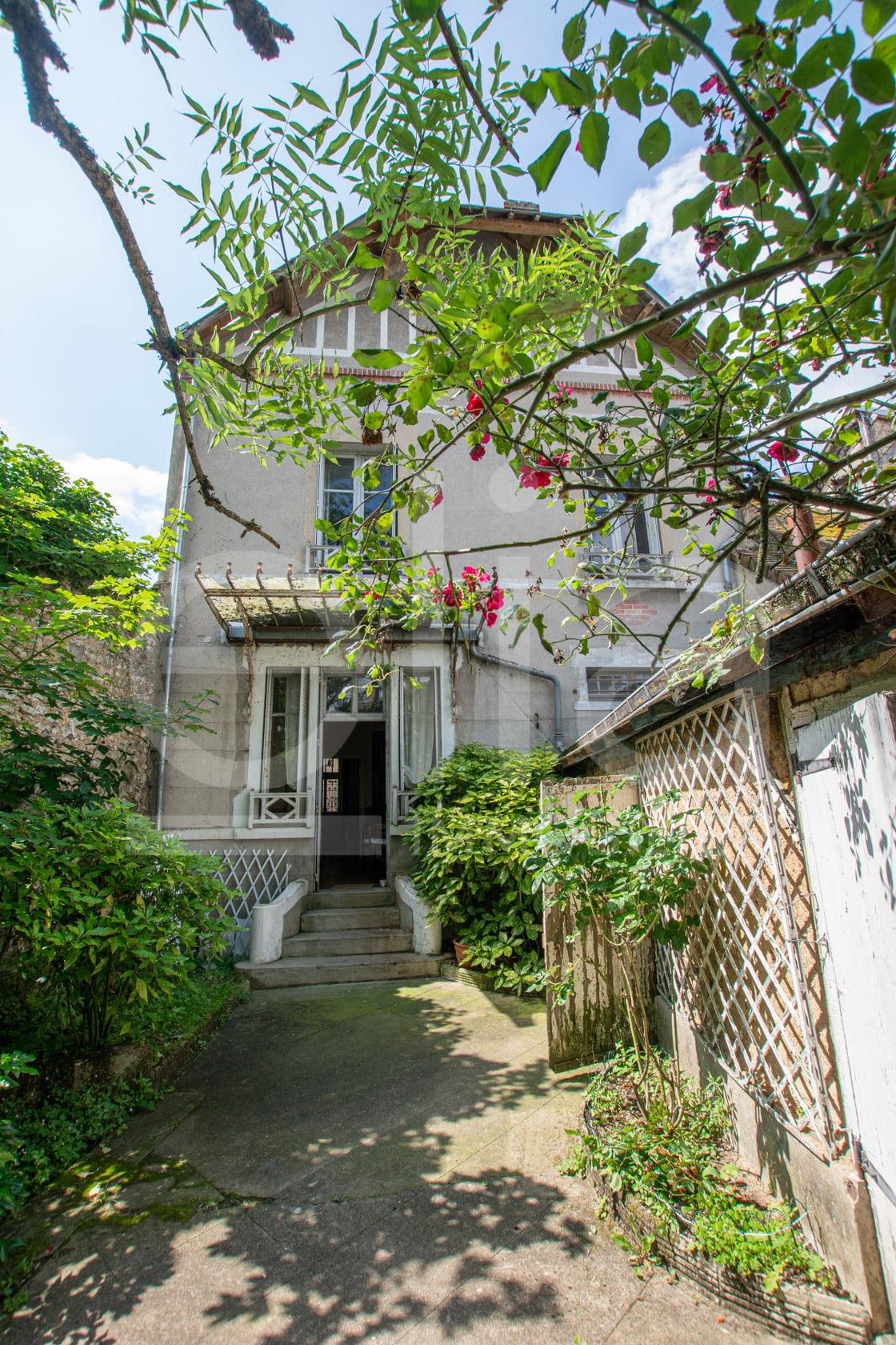 Maison coeur historique de Vendôme